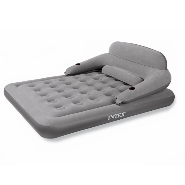 Intex Convertible Lounge Queen Size Airbed 68916