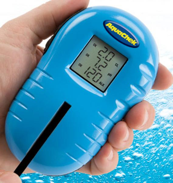 Zwmx1010 0 for Electronic swimming pool water tester