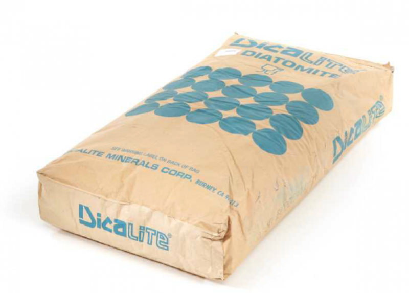 Diatom Earth Powder 22kg For Swimming Pool Filtration