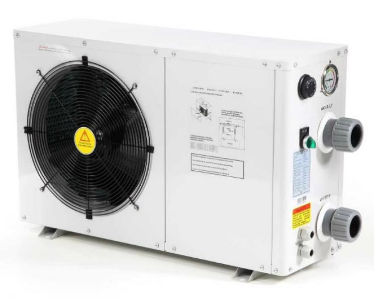 Harmo Heat Pump For Swimming Pool Swimming Pool Heating Eco Harmo Pool Rudy