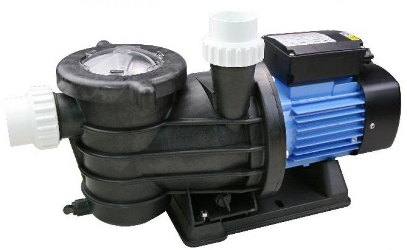 Harmo Plus pool pump - self priming