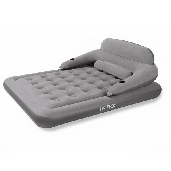 Intex Convertible Lounge Queen Size Airbed 68916 Intex 68916