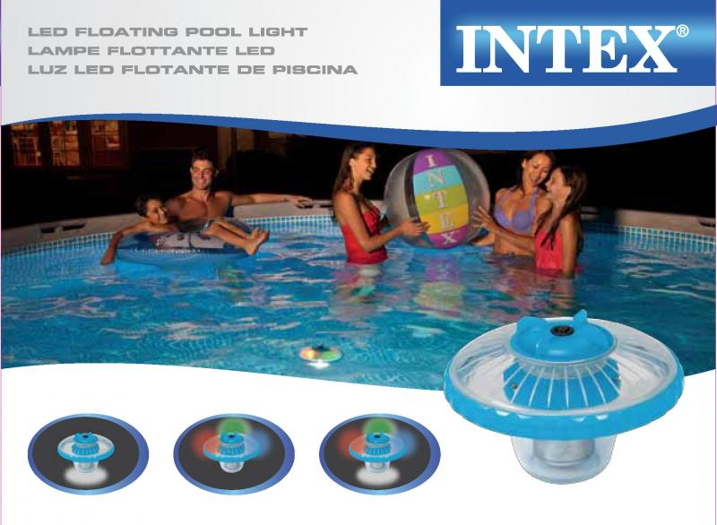 Intex Floating Led Light Intex 28690 Rudy Shop Eu