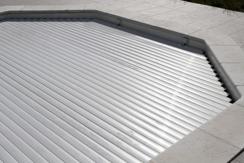 Open Néo: automatic pool cover