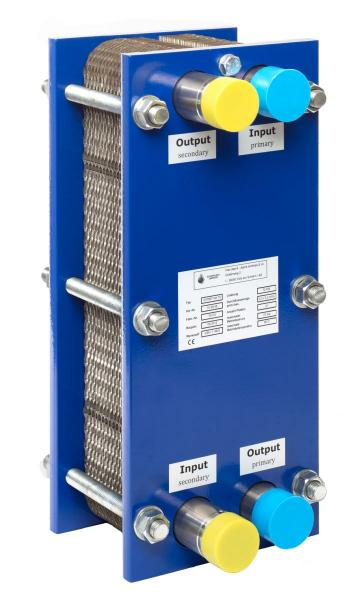 Plate Heat Exchanger bolted