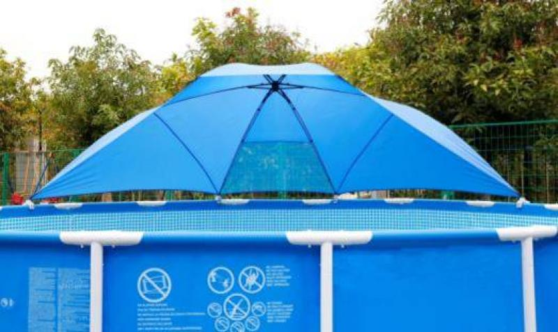 Sun screen for Intex pools