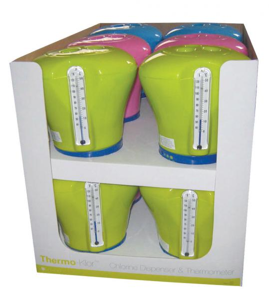 THERMO-KLOR Dispenser (Mix of 3 colors)