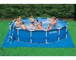 Intex pool ground cloth 472CM x 472CM 58932