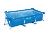 Intex frame pool rectangular