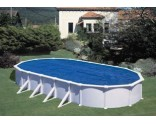 Isotherm pool cover Elipse