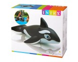 Intex inflatable killer whale