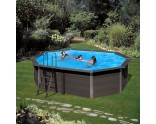 GRE swimming pools - composite design swimming pools 'Avantgarde