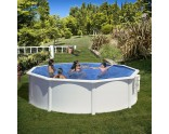 Cover for round steel wall pool DREAM POOL