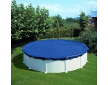 Winter cover for Round pool diam 240 - 100 g/m