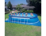 Intex pool ground cloth 488CM x 488CM