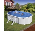 DREAM POOL GRE solar cover OVAL