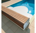 automatic pool cover (Above-water)